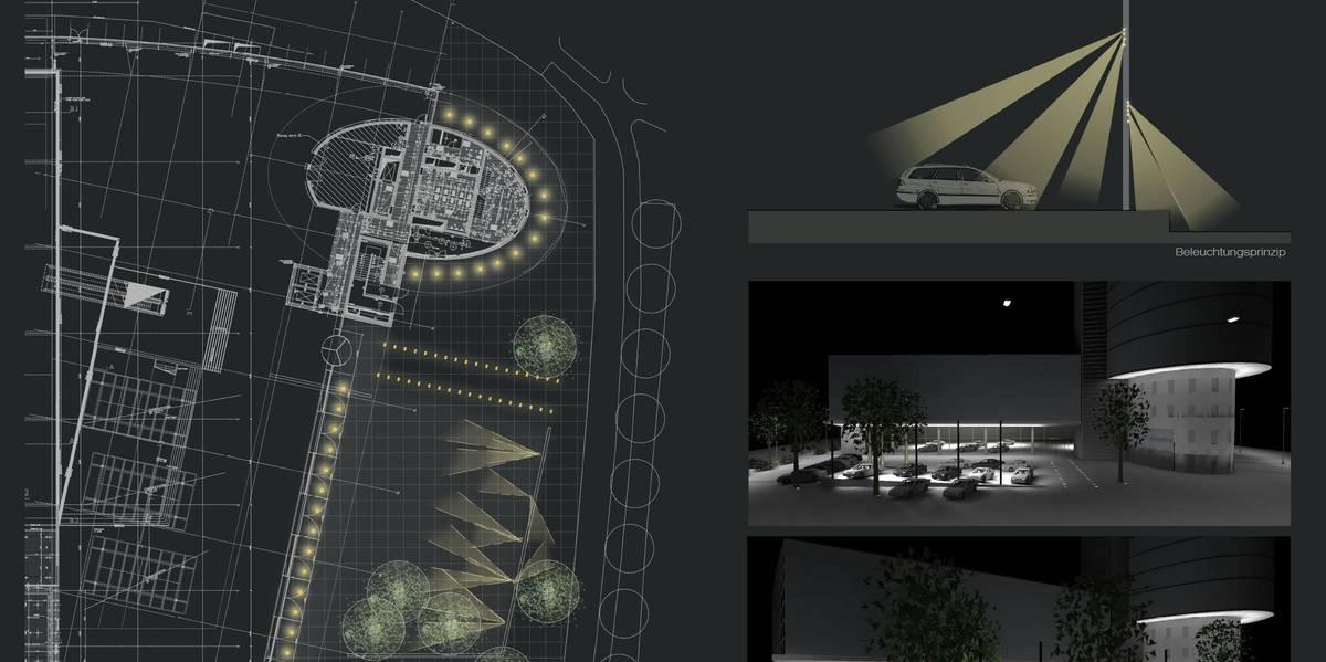 notholt lighting design au enraum lichtkonzepte und. Black Bedroom Furniture Sets. Home Design Ideas