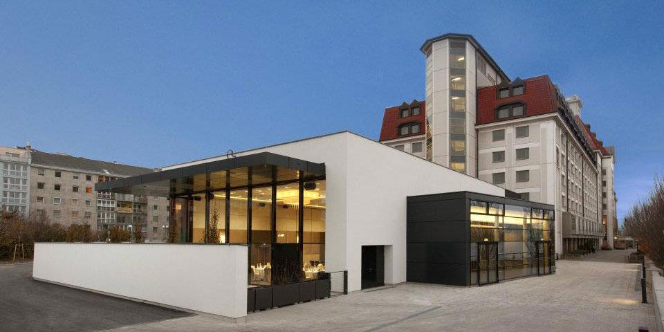 Hotel Hilton Wien Danube