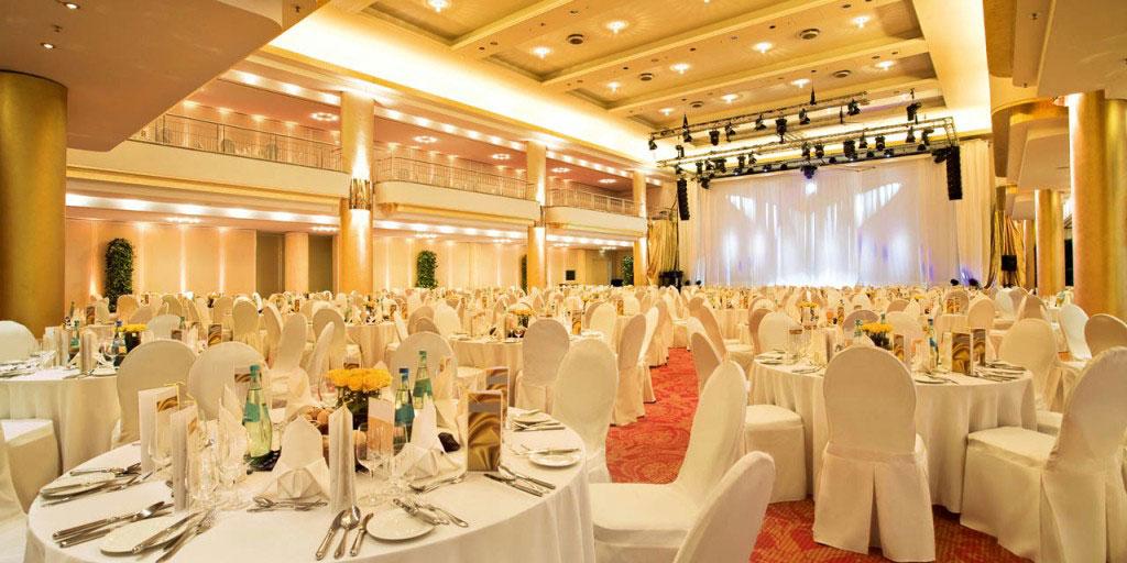 Notholt Lighting Design Ballsaal Konferenz
