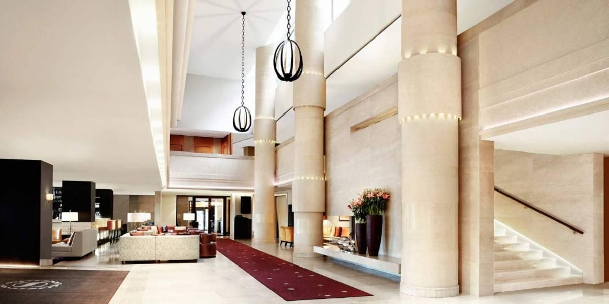 Notholt Lighting Design Hotel Sheraton Stockholm Lichtkonzepte